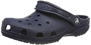 Crocs Classic Clog, Zuecos Unisex Adulto, Azul (Navy 410), 42/43 EU (B0014C3X5C) | Amazon Products