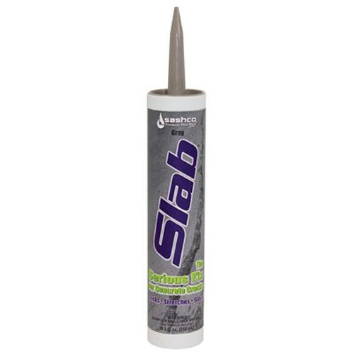 sashco-slab-concrete-crack-repair-sealant-105-oz-cartridge-gray-pack-of-1-by-sashco