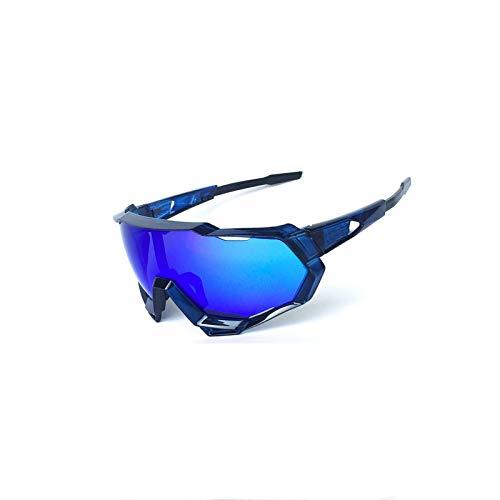 Bishilin Brille Winddicht Unisex Motorrad Brille Verspiegelt Stil 2 Sonnenbrille Schutzbrille