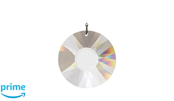 d38c7baa1 Swarovski Hanging Crystal Suncatcher/Rainbow Maker with 40mm Sun Crystal:  Amazon.co.uk: Kitchen & Home