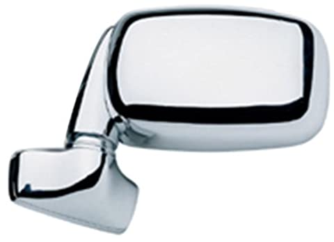 Fit System 3671 Driver/Passenger Side Replacement Euro Style Universal Truck Mirror by Fit System