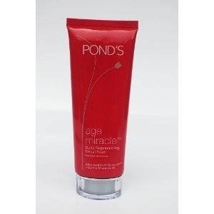 ponds-age-miracle-daily-regenerating-facial-foam-100g