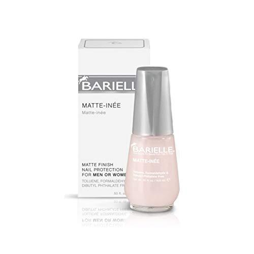 Barielle Matte-inee Nail Protection For Men & Women 14.8 ml (Nagelstärkung) -