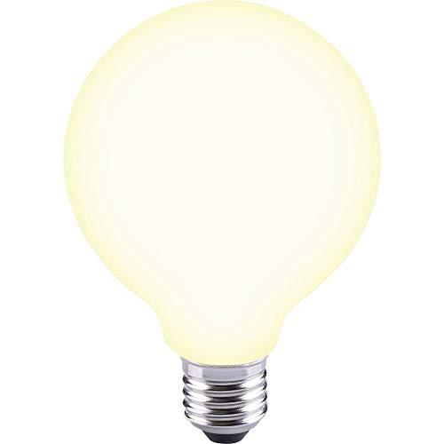 sygonix LED E27 12W=88W WW GLOB95 MT FL -