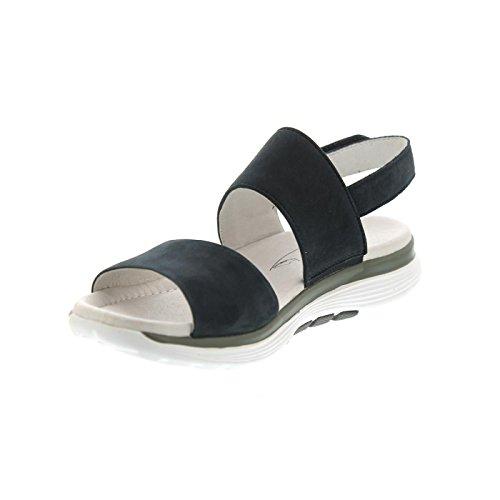 Gabor Gabor Damen Sandale, Sandali donna Blau