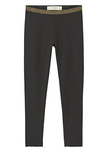 mango-kids-legging-detail-pantalon-metallise-taille9-10-ans-couleurnoir