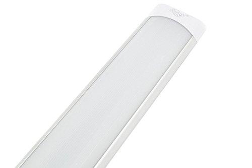 Plafoniere Neon 150 Cm : Lineteckled p c plafoniera led ultraslim cm w luce
