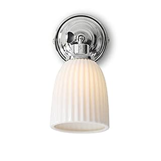 Alma Bathroom Ceramic Spotlight