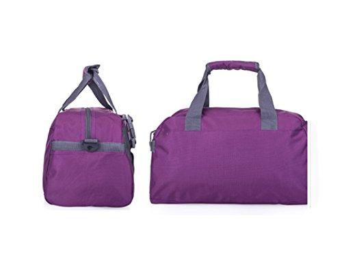 LAIDAYE Yoga Tasche Wasserdichte Reisetasche Sporttasche Fitnesstasche Große Kapazität Handtasche 1