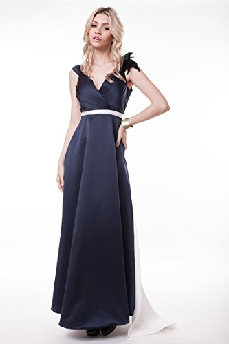 Beauty-Emily -  Vestito  - linea ad a - Donna Verde