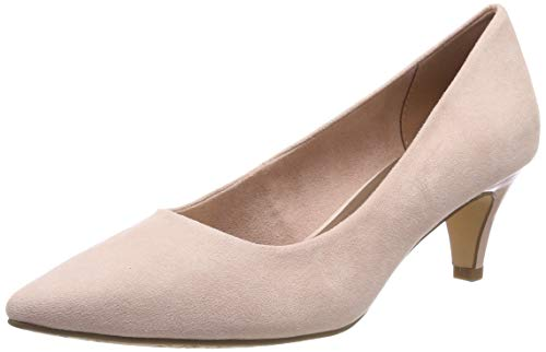 Tamaris Damen 1-1-22415-22 Pumps, Pink (Rose 521), 38 EU