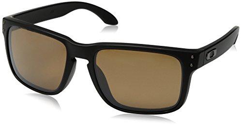 Oakley Herren 0OO9102 Sonnenbrille, Blau (Matte Black), 57