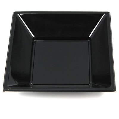 finishing-touches-party-store-10-disposable-plastic-black-square-bowls-718cm-perfect-for-desserts-bb