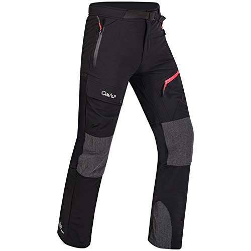 Cimalp - Rock FIT 3 - Pantalon de Montagne Stretch et Renforts Kevlar®