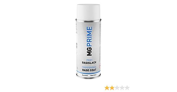 Mg Prime Autolack Spraydose Für Skoda 9156 8e Brilliant Silber Metallic Basislack Sprühdose 400ml Auto