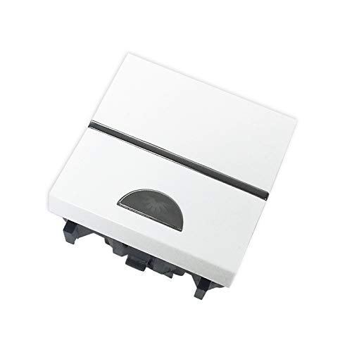 Niessen - n2204.2bl pulsador simbolo de luz zenit blanco Ref. 6522005106