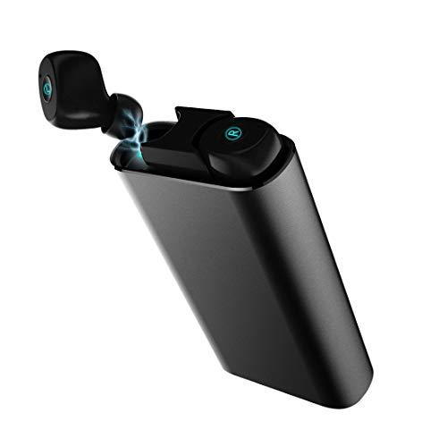 Dolank Drahtlose Bluetooth Kopfhörer, True Wireless Kopfhörer Bluetooth 5.0, Noise Cancelling 3D-Stereo-Headsets Sport Wasserdicht IXP 5 Wireless-Ohrhörer Easy Pair mit Ladebasis