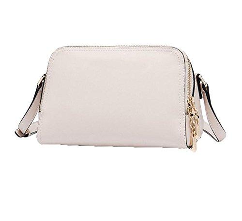 Shell Bag Messenger Bag Piccola Borsa Borse Moda Il Regalo Di Natale White