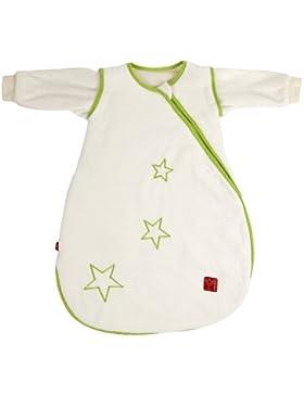 Kaiser 65070030 Schlafsack STAR sidezip, Ganzjahresschlafsack, Arme abtrennbar, 60 cm, beige