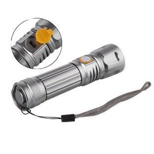 Newsuner® 350 lumen USB mini LED 18650 specifiche della torcia elettrica della batteria ricaricabile di caccia a lungo raggio impermeabile esterno