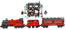 LEGO Harry Potter 10132 train Motorized Hogwarts Express