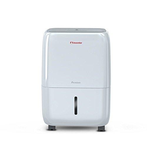 Inventor 20L/Tag 332W, Kompakt Tragbarer Luftentfeuchter Premium mit Ionisator, Wäschetrockner & intelligente Entfeuchtung für geringen Stromverbrauch