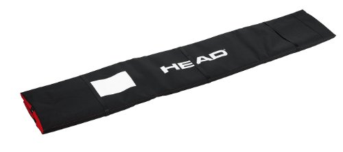 Head Racing Ski Bag – Schwarz/Weiß/Rot (Head Travel Bag)