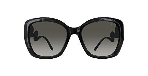 Roberto Cavalli Damen Rc1048-01B-Schwarz Sonnenbrille, Schwarz, 56