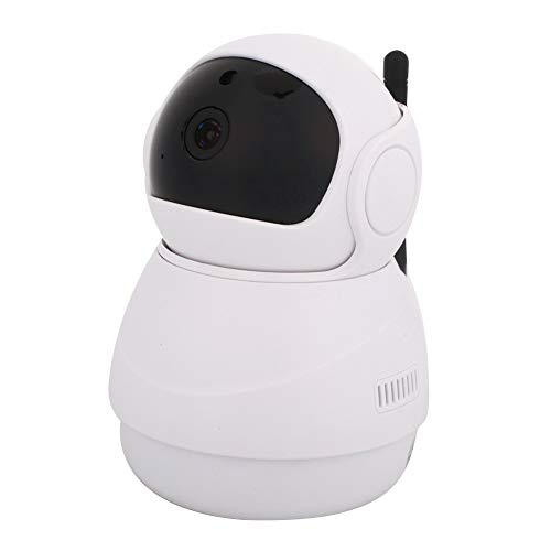 Rosepoem telecamera ip per videosorveglianza, visore notturno wireless bidirezionale voce 200w / 1080p wifi per asilo