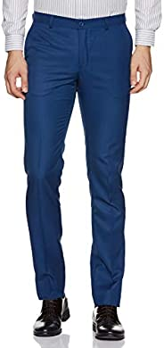 Amazon Brand - Symbol Men's Slim Fit Formal Trou