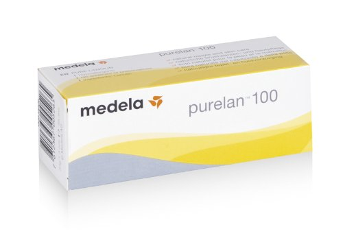 Medela - PureLan 100 - Crème Apaisante pour Mamelons