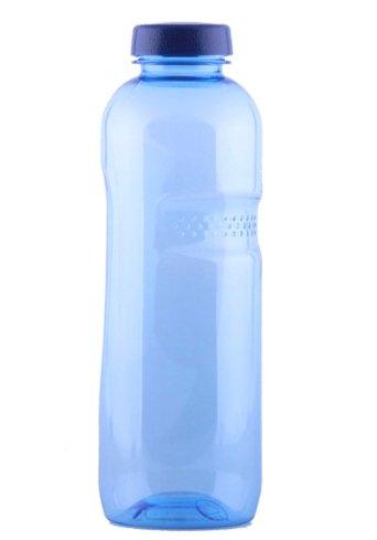 Trinkwasserflasche aus Tritan 1 Liter, mit