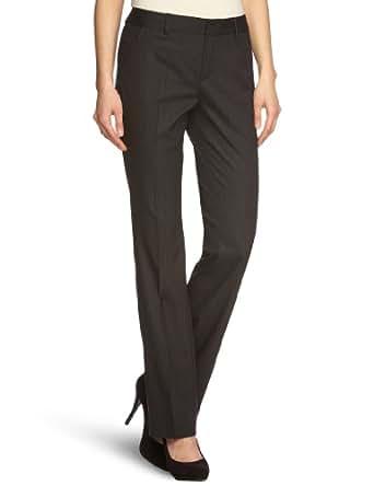 Mexx metropolitan - pantalon - droit - femme - noir (black) - w36/l30