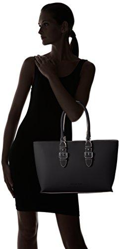 Armani - 9222107P772, Borsa shopper Donna Nero (Nero 00020)
