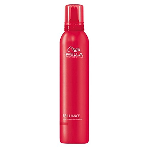 Wella Professionals Brilliance Leave-in Mousse, 200 ml