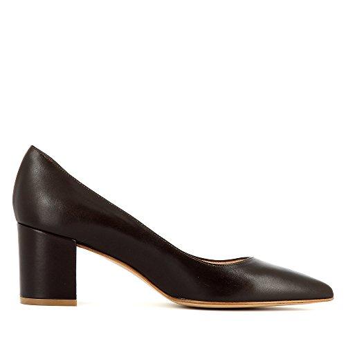Evita Shoes Romina, Scarpe col tacco donna Dunkelbraun