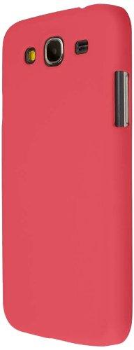 Empire KLIX Slim Fit Schutzhülle für Samsung Galaxy Mega 5.8I9152/I9150–Soft Touch Rose Hot Pink