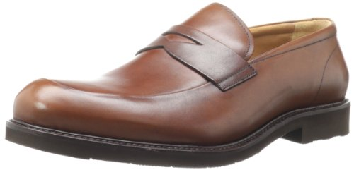 Florsheim Men's Gallo Penny Loafer,Cognac,13 D US -