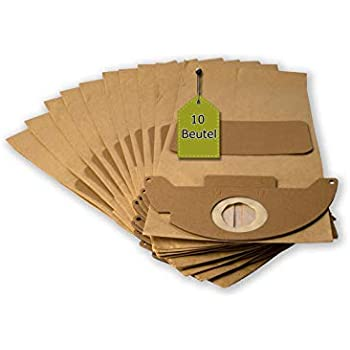 5 Staubsaugerbeutel passend für Kärcher SE 6.100 6.904-143 6.904-076