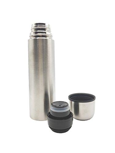 Thermosflasche Isotherme Vakuum mit Drucksystem