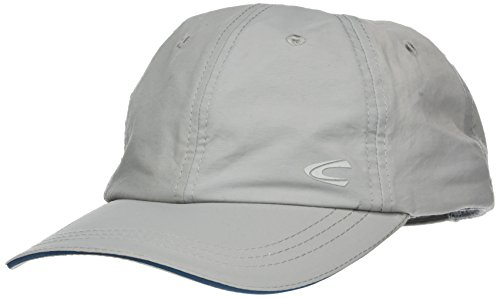 camel active Herren Baseball Cap 406130 7C13, Grau (Grey 05), 90 (Herstellergröße: M)