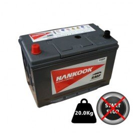 Hankook 95Ah Batterie de Voiture - MF59519