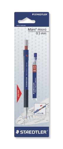 staedtler-7755bk25da-mars-micro-druckbleistift-775-05-und-feinminen-hb-0-5-mm-1-stuck
