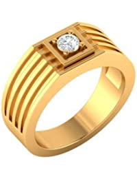 Dare By Voylla Dashing Sterling Silver Ring For Men
