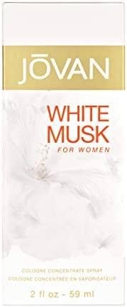 White Musk by Jovan - Perfume for Women