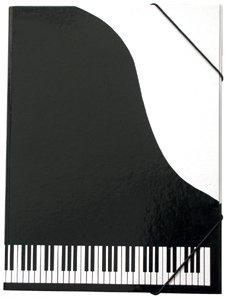Melodie Aktendeckel für Noten