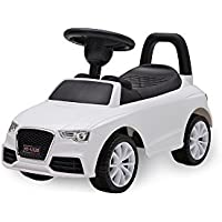 Kids Ride On Push Along Sliding Toy Sports Racing Car Vehicle Audi Style Great