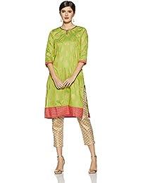 624567c84c9 Rangmanch By Pantaloons Women s Kurtas   Kurtis Online  Buy ...