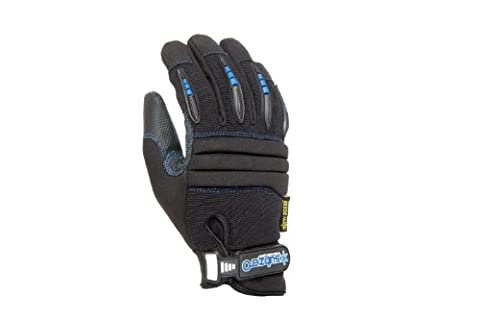 Dirty Rigger SubZero Cold Weather Glove, Extra Large - Black
