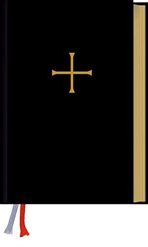 Gotteslob. Katholisches Gebet- und Gesangbuch. Ausgabe für die Diözese Eichstätt: Ausgabe Kunstleder schwarz Goldschnitt
